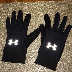 Under armor gloves
